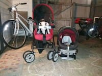 Chic co Stroller and Carseat with base never used Chesapeake, 23320