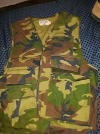 Red head hunters jacket size large