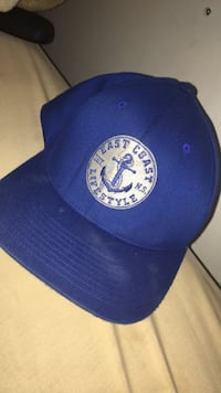 blue and white Los Angeles Dodgers cap Halifax, B3S 1N7