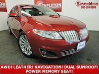 2010 LINCOLN MKS AWD Commerce City, 80022