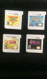 3DS Games for sale! Leduc, T9E 8J3