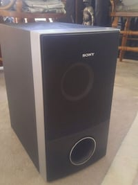 Sony sub* pick up only