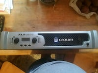 CROWN XLS 1500 (PARTS ONLY)