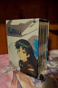Kurau phantom memory box set anime Collegedale, 37363
