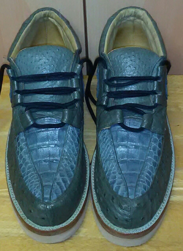 277aec39e2 Used Sefeni Shoes Croco Tail-Ostrich. Size 12 for sale in Pontiac - letgo