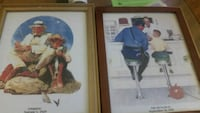 Norman rockwell picture collection $20 each or  ?