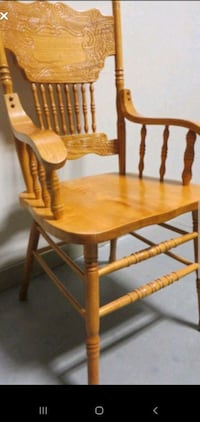 $45 each - Brand New Solid Oak Chairs Edmonton, T5S 1A1