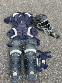 Catchers Equipment- ALLSTAR , 02532