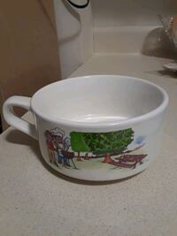 Vintage Campbell Soup Bowls London