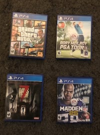 PS4 games Minneapolis, 55404