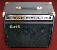 RMS Acoustic Amp Norfolk