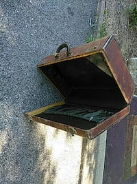 Antique luggage New Whiteland, 46184