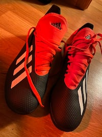 Brand new turf cleats (soccer)