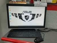 Asus all in one pc