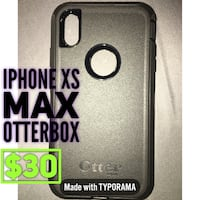 OtterBox Defender Series Screenless Edition Case iPhone Xs Max Perth Amboy, 08861