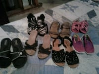 women's assorted pairs of shoes Edmonton, T6H 4M9