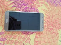 white Samsung Galaxy Android smartphone Ashville, 43103