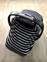 BABY CAR SEAT COVER HIGH CHAIR COVER SHOPPING CART COVER