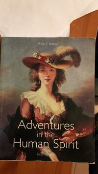 Adventures in the Human Spirit sixth edition by Philip E. Bishop book Lake Jackson, 77566