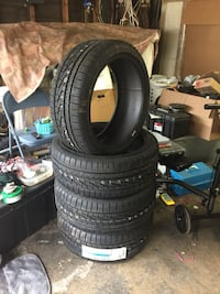 Brand new set of tires