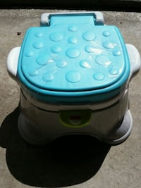 New never used musical potty chair Chilliwack, V2R 3W9
