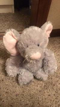 white and gray bear plush toy Platte City, 64079