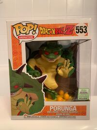 "PORUNGA 6"" ECCC EXCLUSIVE FUNKO POP Annandale, 22003"