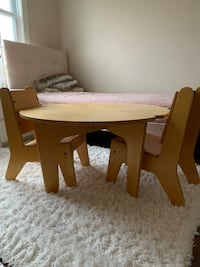 Kids modern table and chair set  Woodstock, 21163