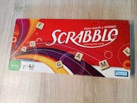 Scrabble Board Game Like New Scarborough, M1G