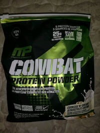 muscle Pharm 6 lb protein powder for $60!!!!! Vaughan, L4H 1Y8