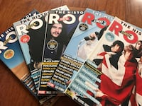 The History of Rock (magazine series, x5 issues  [TL_HIDDEN] 3) Toronto, M4P 1T7