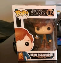 Pop ! Fantastic Beasts Vinyl Figure Toronto, M5V 3V6