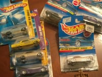 Hot Wheels die-cast vehicle collection