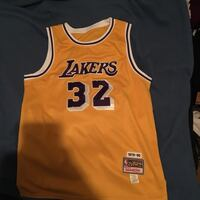 Johnson laker jersey