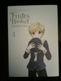 Fruits basket vol. 4 Brooksville, 34601
