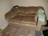 Microfiber couch Lithonia, 30058