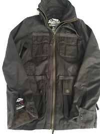 Men's Super Dry Jacket Small Toronto, M1V 1R2