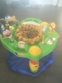 Apartment sized exersaucer Edmonton, T5S 0M1