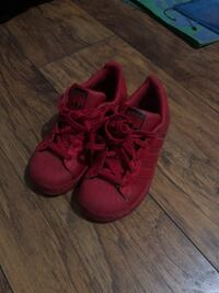 Adidas red size 12 Upper Darby