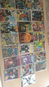 Assorted DC and Marvel comics 80s and 90s vintage Vaughan, L4L 7W5