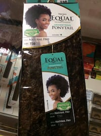 ALFRO DRAWSTRING PONYTAIL T30 WITH COMBS Indianapolis, 46254