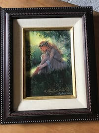 Fairy and mermaid prints! Signed! Columbia, 29223