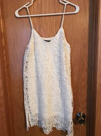 Size small Lacey ivory dress Lino Lakes, 55014