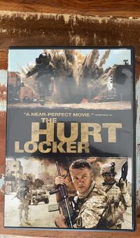The Hurt Locker DVD