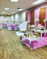 event decorater Silver Spring, 20902