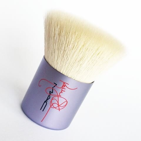 Mac Kelly Osbourne 183SE flat buffer brush