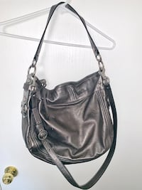 Grey/Silver Coach Purse Calgary, T2J 5X8