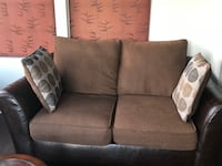 Comfy Sofa with love seat Round Lake, 60073