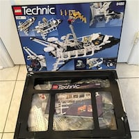 Lego Technic Space Shuttle #8480