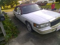 1992 Lincoln Youngstown